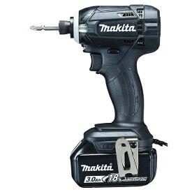 マキタ 充電式インパクトドライバー TD149DRFXB(黒) 18V(3.0Ah)セット品 ◆
