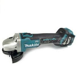 マキタ 100mm充電式ディスクグラインダ(変速ダイヤル付)(スライドスイッチタイプ) GA412DZ 18V(本体のみ) ◆