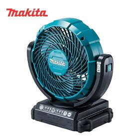 あす楽対応 マキタ CF102DZ(自動首振りモデル) 充電式ファン(業務用扇風機) 14.4V/18V兼用 (ACアダプタ付属・本体のみ)(※バッテリ・充電器別売)