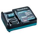 マキタ DC40RA(JPADC40RA) 40Vmax用急速充電器(別売品の充電器用互換アダプタADP10で14.4/18Vバッテリも充電可能) ◆