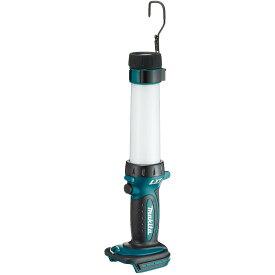 マキタ ML806Y 充電式LEDワークライト (フラッシュライト部に暖色タイプ高輝度LED搭載)(14.4V/18Vバッテリ専用)(※バッテリ・充電器別売) ▼