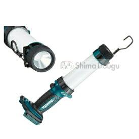マキタ ML806Y 充電式LEDワークライト (フラッシュライト部に暖色タイプ高輝度LED搭載)(14.4V/18Vバッテリ専用)(※バッテリ・充電器別売) ◆