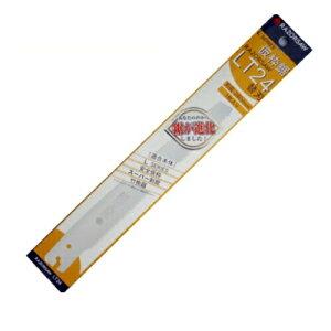 玉鳥産業 替刃式折込鋸レザーソー LT24(刃長:240mm) R724(替刃のみ) 仮枠鋸(集成材・一般木材・仮枠コンパネ用)
