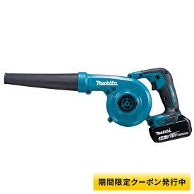 (2020年モデル)マキタ 充電式ブロワ(集じん機能付き) UB185DRF 18V(3.0Ah)フルセット品 (本体・バッテリBL1830B・充電器付き) ◆