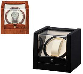 ワインディングマシーン 時計巻上  全4色 ウォッチワインダー KA079 自動巻きの腕時計に 自動巻き上げ機 ビッグフェイス対応 送料無料 バレンタイン ギフト【あす楽】