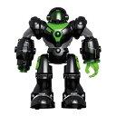 ロボバスターX TK-004 ブラック 赤外線多機能ロボット 自動操縦モード プログラムモード搭載 送料無料