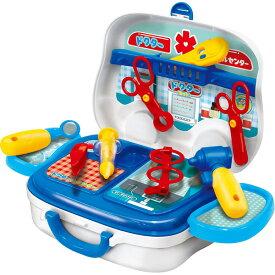 子供用玩具 なりきりごっこあそびセット なりきりドクターセット 男の子 女の子 お医者さんごっこ プレゼント 送料無料