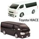 ラジコンカー ハイエース HIACE トヨタ正規ライセンス ライト点灯 フルファンクション 27MHz HAC1403 送料無料