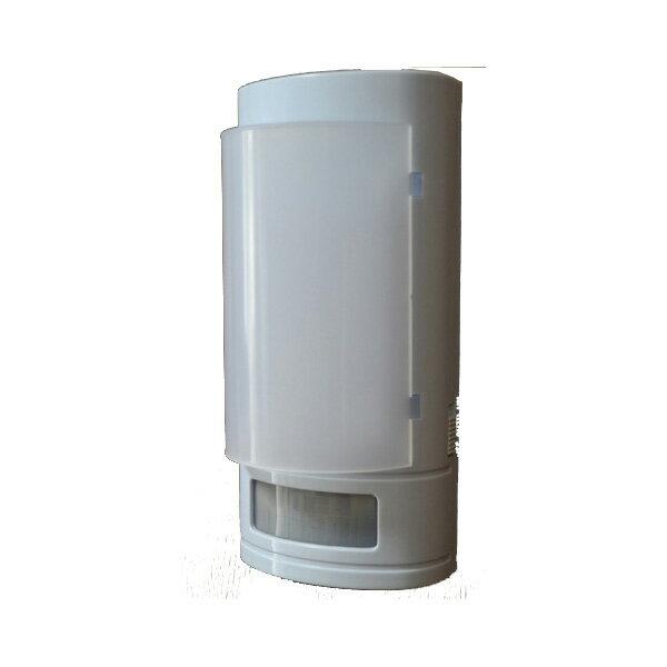 LED センサーライト エレガント 人感センサー搭載 置き型 壁掛け対応 配線不要 電池式 送料無料