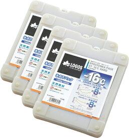 LOGOS(ロゴス) 氷点下パックGT-16℃・ハード1200g×4個 81660611 お買い得4個セット 送料無料