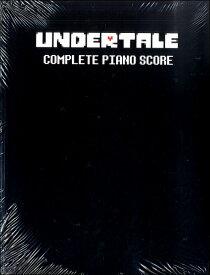 楽譜 PNP4512 輸入 「UNDERTALE」オフィシャルP曲集 / ロケットミュージック