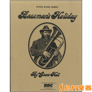 楽譜 US64 輸入 チューバ吹きの休日(Tuba) / ロケットミュージック