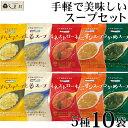 【 フリーズドライ スープ 10食 (5種類×各2個) お試し セット Nature Future コスモス食品 】 仕送り 一人暮らし ご…