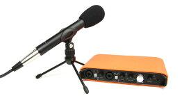 【マイク付き】 TASCAM TRACKPACK iXR iPhone iPadでの録音に最適! Lightningケーブルで直接つなげるインターフェース 【タスカム】