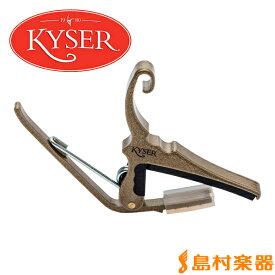 KYSER KG6G カポタスト 【アコースティックギター用】 【カイザー】