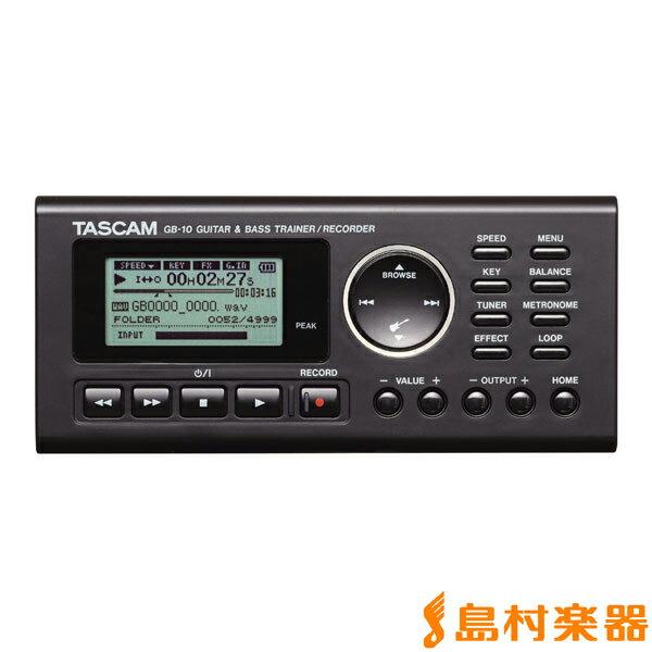 TASCAM GB10 トレーナー レコーダー 【タスカム GB10】