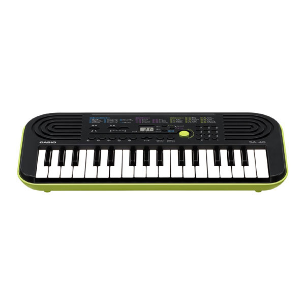 CASIO SA-46 キーボード ミニキーボード 【32ミニ鍵盤】 【カシオ SA46】