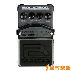ROCKTRON RT1920/REACTION DISTORTION エフェクター 【ディストーション】 【ロックトロン】
