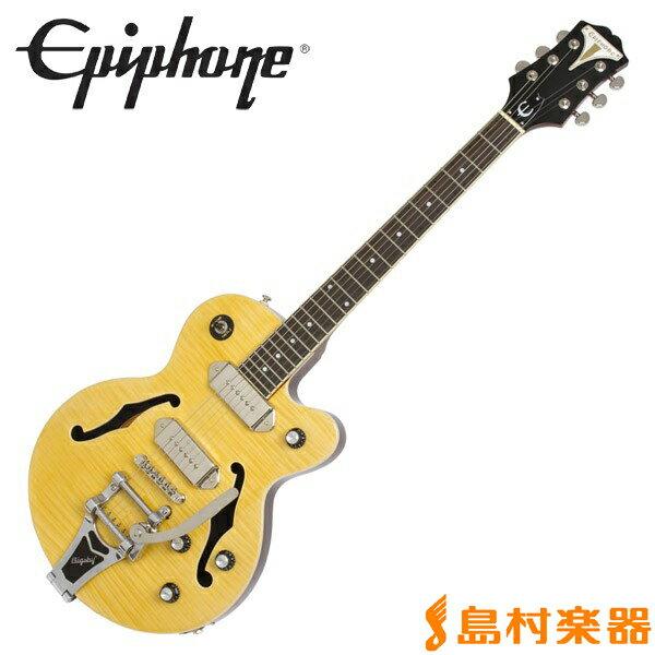 Epiphone Wildkat Antique Natural ワイルドキャット 【エピフォン】
