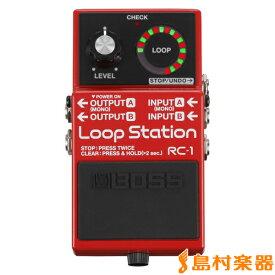 BOSS RC-1 ルーパー エフェクター Loop Station 【ボス RC1】