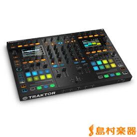 Native Instruments(NI) TRAKTOR KONTROL S8 DJコントローラー TRAKTOR SCRATCH PRO 2用 【ネイティブインストゥルメンツ】
