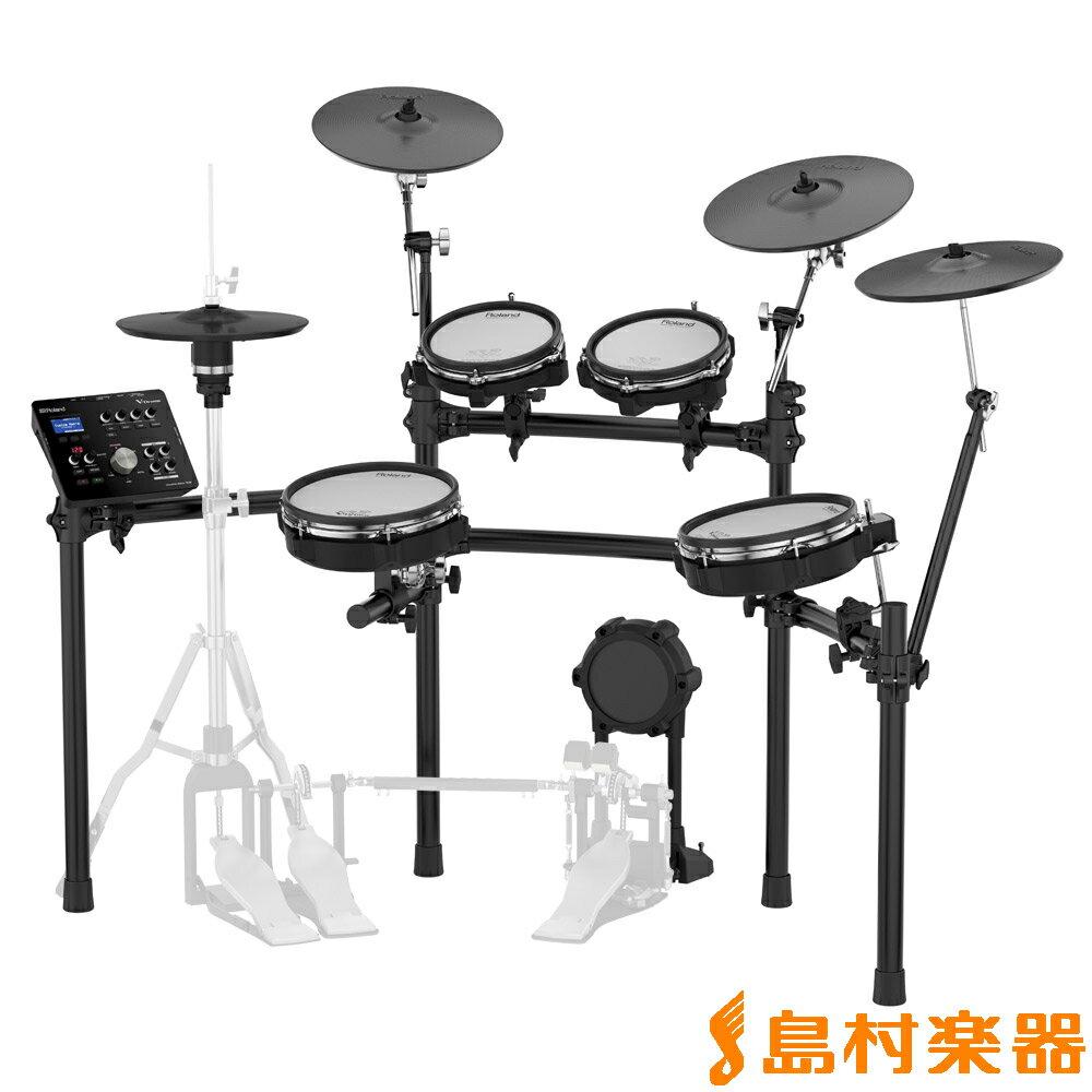 【10000円キャッシュバックキャンペーン中♪ 12/31まで】Roland TD-25KV-S 電子ドラム セット Vドラム V-Drums 【ローランド TD25KVS】