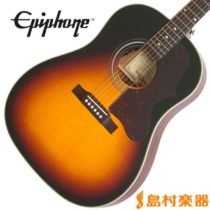Epiphone Masterbilt AJ-45 ME VSS(ビンテージサンバーストサテン) アコースティックギター 【エレアコ】 【エピフォン】
