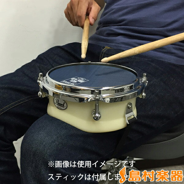 Pearl TPX-6N ドラム練習パッド 【パール TPX6N】