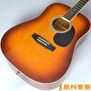 Vanguard VDG-01 TS(タバコサンバースト) アコースティックギター 【バンガード VDG01】