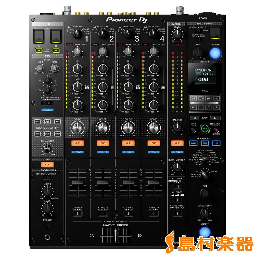 Pioneer DJM-900NXS2 DJミキサー 【パイオニア】