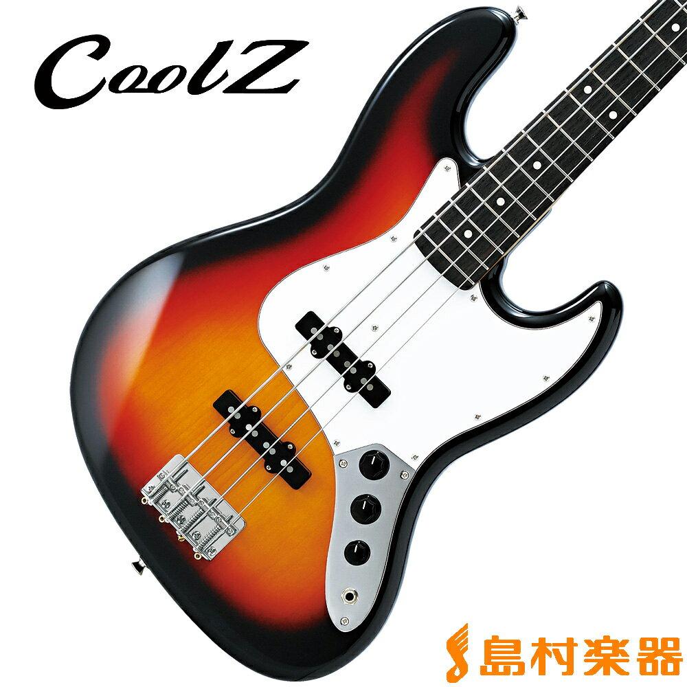 CoolZ ZJB-V/R 3TS(3トーンサンバースト) ベース 【クールZ】【Vシリーズ】