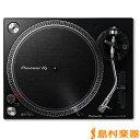 Pioneer PLX-500 ブラック ターンテーブル 【パイオニア】