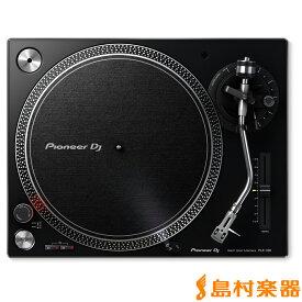 Pioneer DJ PLX-500 ブラック ターンテーブル 【パイオニア】