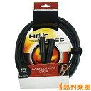 HOTWIRES MC12-10 MIC CABLE (XLR-XLR) (10feet/約3m) マイクケーブル 【ホットワイアーズ】