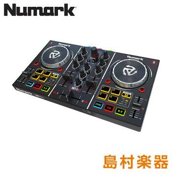 NumarkPartyMixDJコントローラー【ヌマーク】