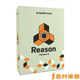 Propellerhead REASON 9 DTMソフト 【プロペラヘッド】【国内正規品】