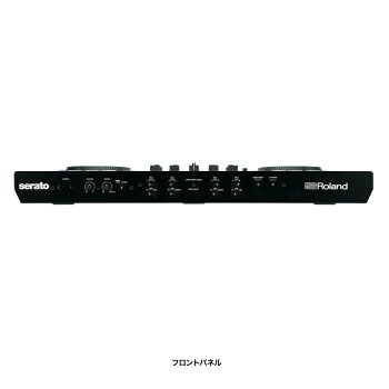RolandAIRADJ-808DJコントローラー【seratoDJ対応】【ローランドDJ808】