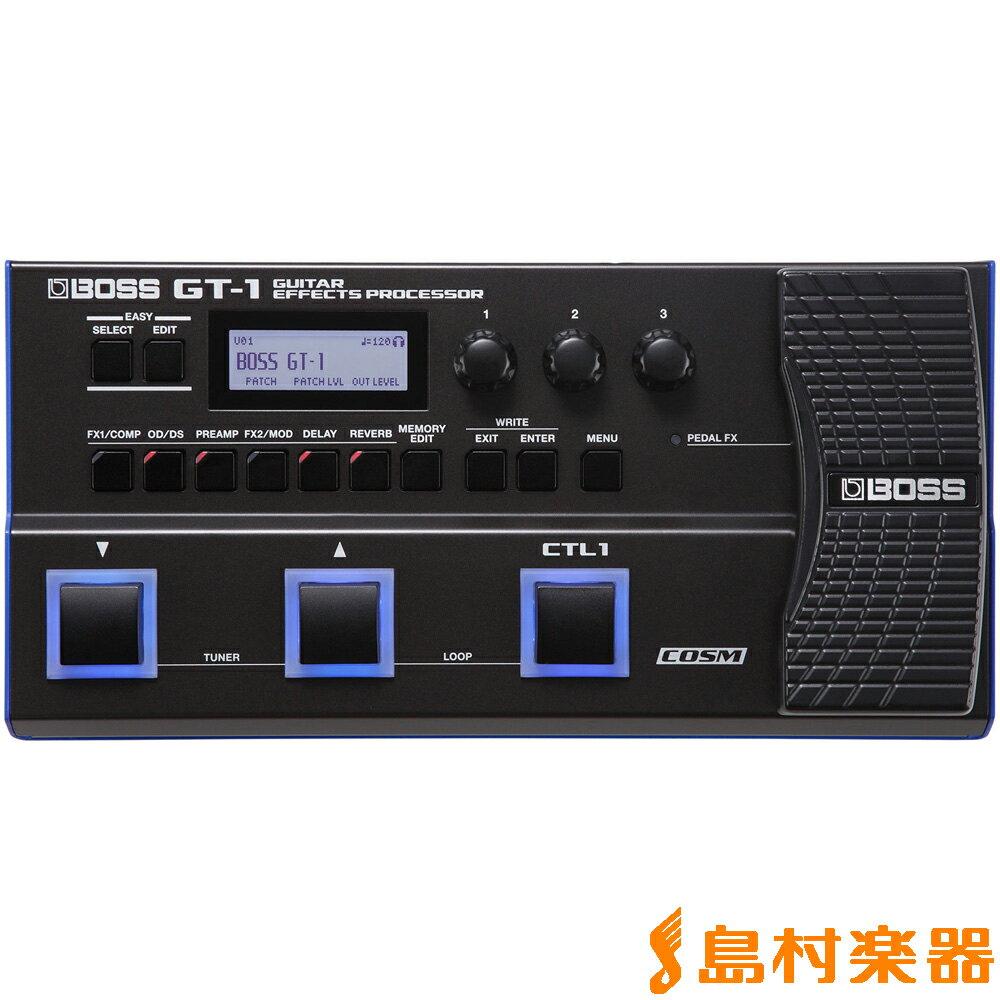 BOSS GT-1 エレキギター用 マルチエフェクター 【ボス GT1】