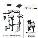 Roland V-Drums Portable TD-1KPX-S 電子ドラム セット 【折りたたみ式】 【ローランド TD1KPXS】