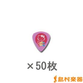 FERNANDES P-100/HK ピンク ハローキティ ピック50枚セット 【フェルナンデス P100HK】