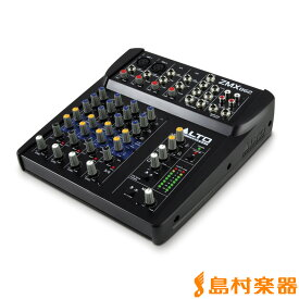 ALTO Professional ZEPHYR ZMX862 コンパクトミキサー 6チャンネル 【アルトプロフェッショナル】