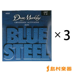 Dean Markley 2552-3PACK エレキギター弦/009-042/3パック 【ディーンマークレイ】