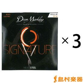 Dean Markley 2503-3PACK エレキギター弦/010-046/3パック 【ディーンマークレイ】