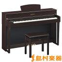 YAMAHA CLP-635R 電子ピアノ クラビノーバ 88鍵盤 【ヤマハ CLP635 Clavinova】【配送設置無料・代引き払い不可】
