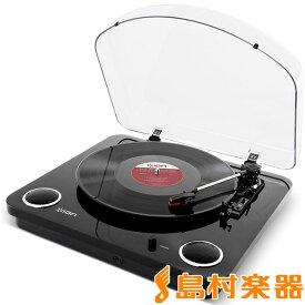ION AUDIO MAX LP BLACK USBレコードプレーヤー 【アイオンオーディオ】