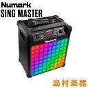 Numark SING MASTER ボーカル用 アンプ エフェクト搭載 【ヌマーク】