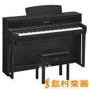 YAMAHA CLP-675B 電子ピアノ クラビノーバ 88鍵盤 【ヤマハ CLP675 Clavinova】【配送設置無料・代引き払い不可】