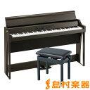 【松井咲子サイン入りキーカバープレゼント中!】 KORG G1 Air BR 高低自在イスセット 電子ピアノ 88鍵盤 【コルグ デジタルピアノ】