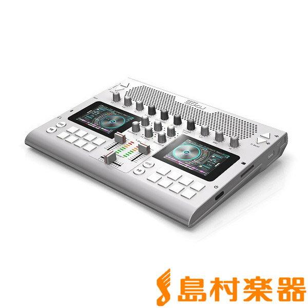 JD SOUND GODJ PLUS シルバー スピーカー内蔵DJシステム 【JDサウンド】