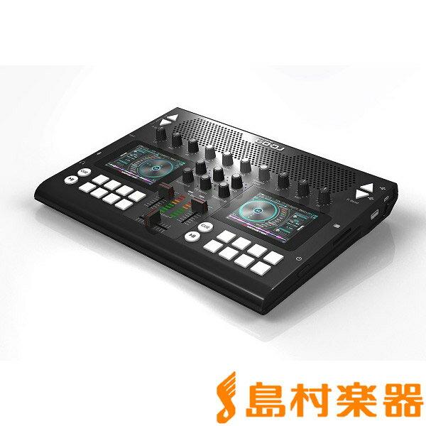 JD SOUND GODJ PLUS ブラック スピーカー内蔵DJシステム 【JDサウンド】